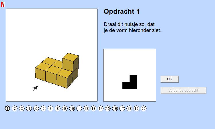www.fisme.science.uu.nl u2013 20 Isometriske Opgaver ...